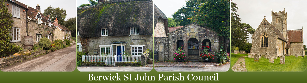 Header Image for Berwick St John Parish Council